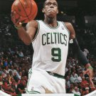 2012 Hoops Basketball Card #5 Rajon Rondo