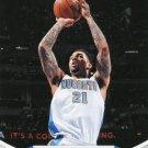 2012 Hoops Basketball Card #111 Wilson Chandler