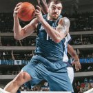 2012 Hoops Basketball Card #119 Nikola Pekovic