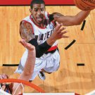 2012 Hoops Basketball Card #124 LaMarcus Aldridge