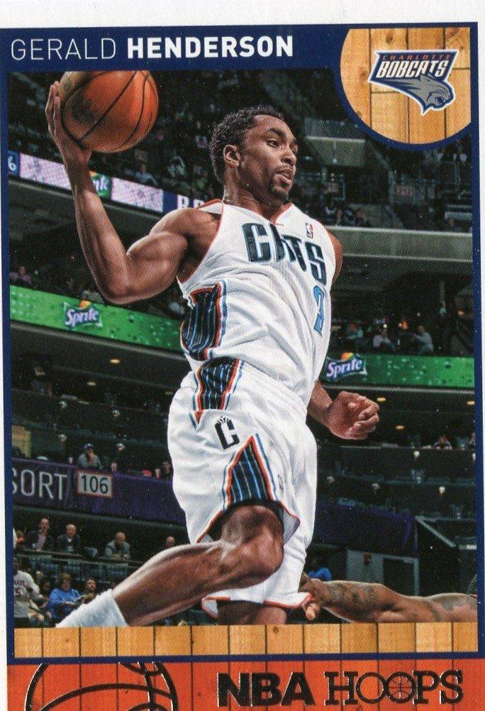 2013 Hoops Basketball Card #197 Gerald Henderson