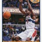 2013 Hoops Basketball Card #201 Martell Webster