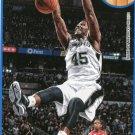 2013 Hoops Basketball Card #210 DeJuan Blair