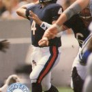 1991 Pro Set Platinum Football Card #10 Jim Harbaugh