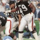 1991 Pro Set Platinum Football Card #23 Mike Johnson