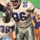 1991 Pro Set Platinum Football Card #26 Daniel Stubbs