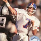 1991 Pro Set Platinum Football Card #28 John ELway