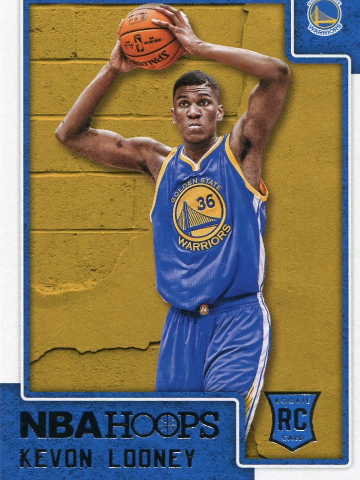2015 Hoops Basketball Card #270 Kevon Looney