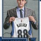 2015 Hoops Basketball Card #284 Nemanja Bjelica