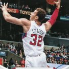 2012 Hoops Basketball Card #187 Blake Griffin