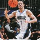 2012 Hoops Basketball Card #166 J J Redick
