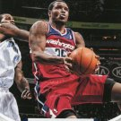 2012 Hoops Basketball Card #173 Trevor Booker