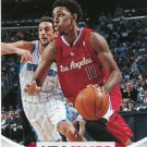 2012 Hoops Basketball Card #191 Nick Young