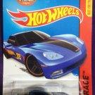 2015 Hot Wheels #131 C6 Corvette