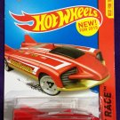2015 Hot Wheels #180 Speed Slayer