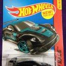 2015 Hot Wheels #149 Aston Martin Vantage GT3