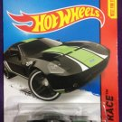 2015 Hot Wheels #178 Ford Shelby GR-1 Concept