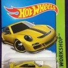 2015 Hot Wheels #196 Porsche 911 GT3 RS