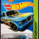 2015 Hot Wheels #214 63 Studebaker Champ