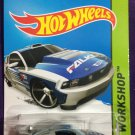 2015 Hot Wheels #240 Custom 12 Ford Mustang