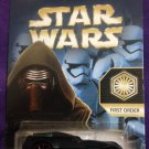 "2015 Hot Wheels Star Wars #8 Ettorium ""First Order"""