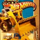 2013 Hot Wheels #44 Wheel Loader