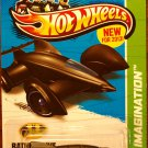 2013 Hot Wheels #65 Batman Live Batmobile