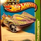 2013 Hot Wheels #71 Super Stinger