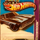 2013 Hot Wheels #214 69 Chevelle SS 396