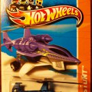2013 Hot Wheels #76 Skyknife