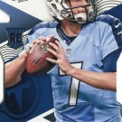 2014 Absolute Football Card #140 Zach Mettenberger