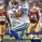 2016 Prestige Football Card #55 Terrance Williams