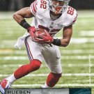 2016 Prestige Football Card #131 Rueben Randle