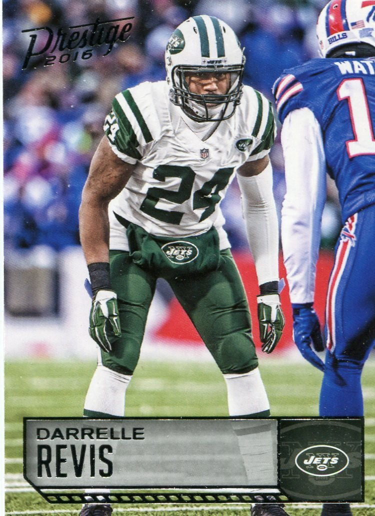 2016 Prestige Football Card #138 Darrelle Revis