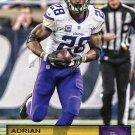 2016 Prestige Football Card #111 Adrian Peterson