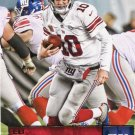 2016 Prestige Football Card #128 Eli Manning