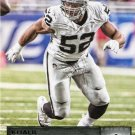 2016 Prestige Football Card #144 Khaul Mack