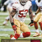 2016 Prestige Football Card #170 NaVorro Bowman