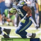 2016 Prestige Football Card #173 Thomas Rawls