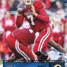 2016 Prestige Football Card #210 Nate Sudfeld