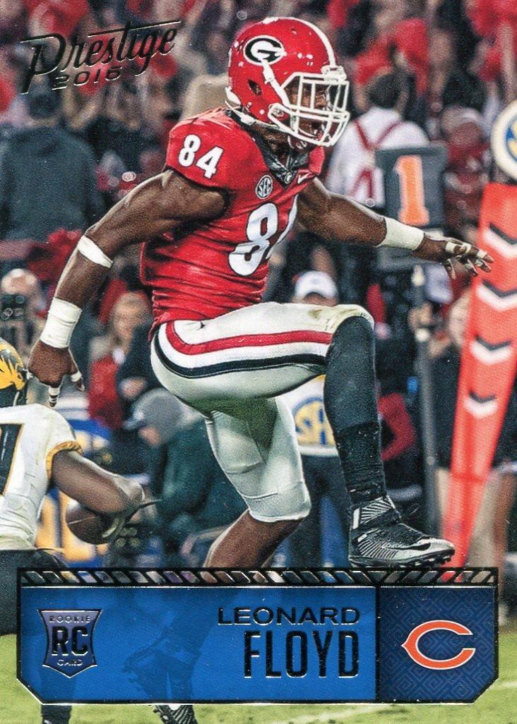 2016 Prestige Football Card #290 Leonard Floyd