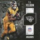 2016 Prestige Football Card Hardware #22 T J Yelden