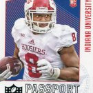 2016 Prestige Football Card Passport #7 Jordan Howard