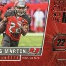 2016 Prestige Football Card Stars of the NFL #10 Doug Martin