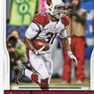 2016 Score Football Card #3 David Johnson