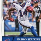 2016 Score Football Card #36 Sammy Watkins
