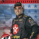 2008 Wheels American Thunder Racing Card #24 Juan Pablo Montoya