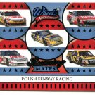 2008 Wheels American Thunder Racing Card #38 Roush Fenway Racing