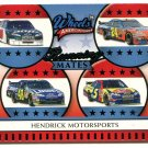 2008 Wheels American Thunder Racing Card #41 Hendrick Motorsports