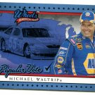 2008 Wheels American Thunder Racing Card #76 Michael Waltrip